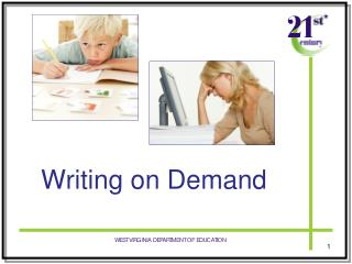 Writing on Demand