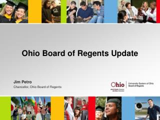 Ohio Board of Regents Update