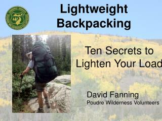 Lightweight Backpacking