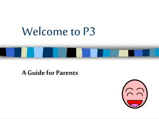 Welcome to P3