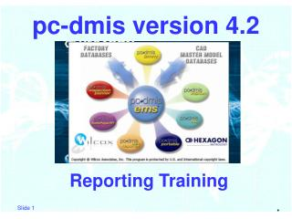 pc-dmis version 4.2