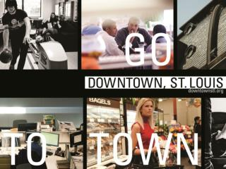 Downtown by the Numbers