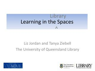 Student Use of Library and Learning Spaces