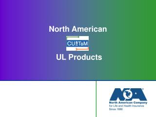 North American  UL Products
