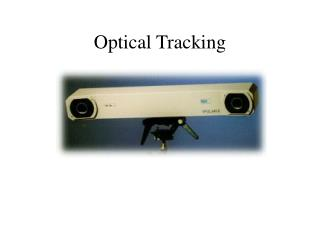 Optical Tracking