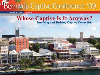 Whose Captive Is It Anyway?