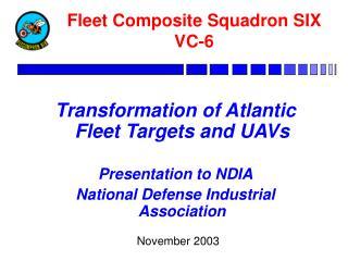 Fleet Composite Squadron SIX VC-6
