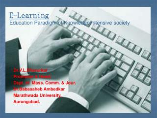 E-Learning Education Paradigm of Knowledge-intensive society