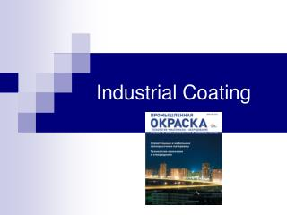 Industrial Coating