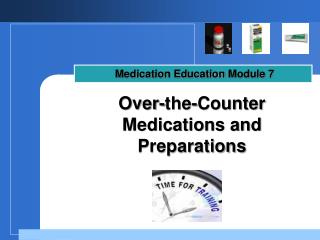 Over-the-Counter Medications and Preparations