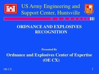 US Army Engineering and Support Center, Huntsville