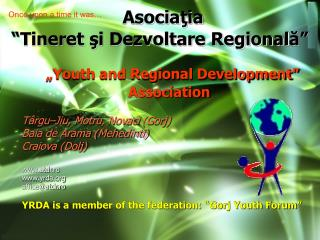 """Youth and Regional Development"" Association"