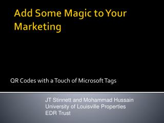 Add Some Magic to Your Marketing