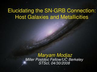 The SN-GRB Connection from the SN perspective