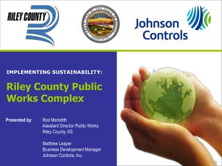 Riley County Public Works Complex
