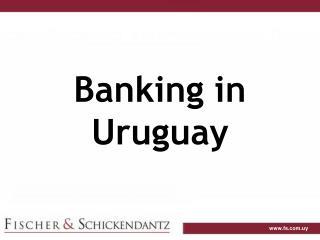 Banking in Uruguay