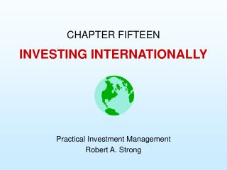 INVESTING INTERNATIONALLY