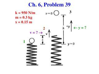 Ch. 6, Problem 39