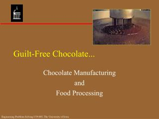 Guilt-Free Chocolate...