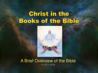 Christ in the  Books of the Bible