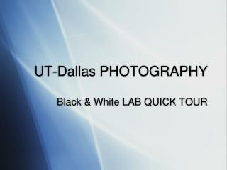 UT-Dallas PHOTOGRAPHY