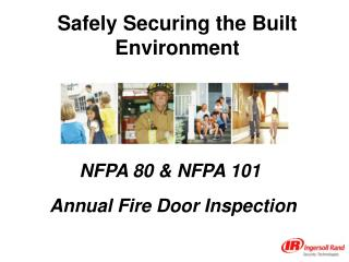 Annual Fire Door Inspection
