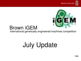 Brown iGEM