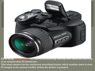 Latest digital camera online