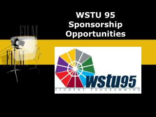 WSTU 95  Sponsorship  Opportunities