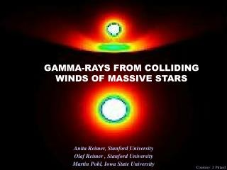 GAMMA-RAYS FROM COLLIDING WINDS OF MASSIVE STARS