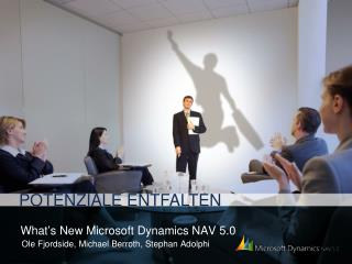 What's New Microsoft Dynamics NAV 5.0