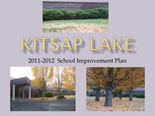 Kitsap lake