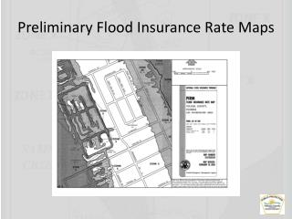 Preliminary Flood Insurance Rate Maps