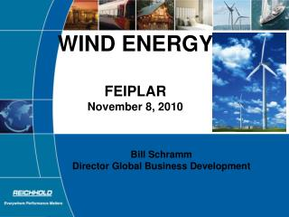 WIND ENERGY FEIPLAR November 8, 2010