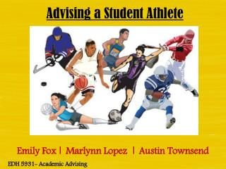 Advising a Student Athlete