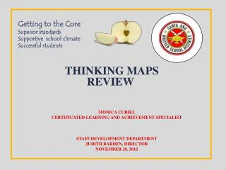 thinking maps review
