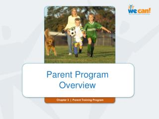 Parent Program  Overview