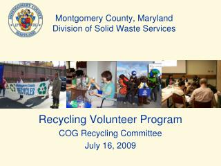 Montgomery County, Maryland Division of Solid Waste Services