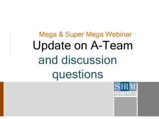 Mega & Super Mega Webinar