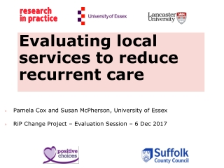 Changes in Health  Social Care in Essex