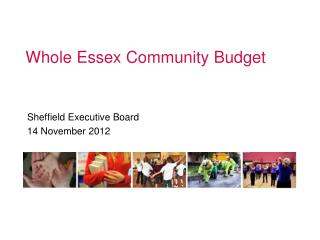 Whole Essex Community Budget