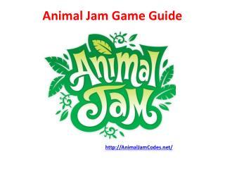 Animal Jam Secrets