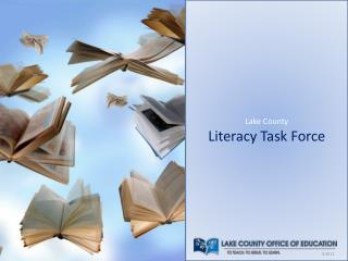 Lake County Literacy Task Force