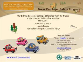 Texas Employer Safety Program
