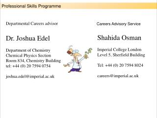 Professional Skills  Programme