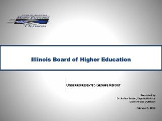 Illinois Board of Higher Education