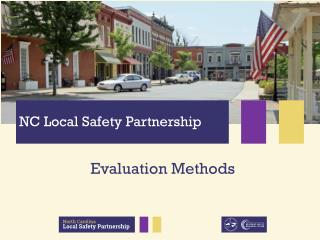 NC Local Safety Partnership