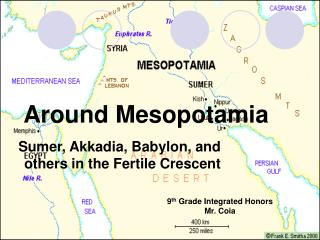Around Mesopotamia