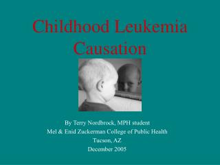 Childhood Leukemia Causation