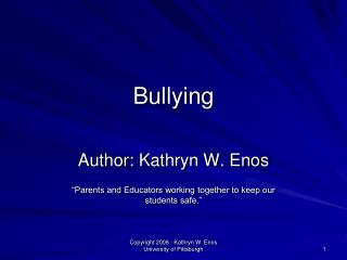 factors of bullying What makes a bully can be complex, and can include a number of factors causes of bullying: bullies are often jealous of or frustrated with the person.